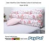 Washable Cushion for bed head cover Tatami soft pillow decorate cushions home decor MF-806