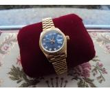 Full Rolex watch in yellow gold