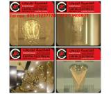 Capital Electrical Equipment WLL - Elegant and Modern Chandelier