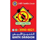 ODOURLESS pest control services