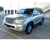 I want to sale USED 2013 Toyota Land Cruiser