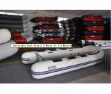 Inflatable boat,Rescue boat 2.0 M - 6.5 M