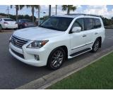 2014 Lexus LX 570 Base,GULF SPECS,FULL OPTION