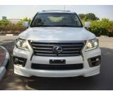 2014 LEXUS LX 570 5.7L V8 ENGINE Fully Loaded Full Option