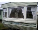 Willerby Herald static caravan temporary living accommodation in Durham
