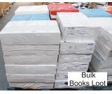 Bulk Books For sale - Grab bargain. Worth a lot. Each book worth average face value of £5
