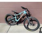 2020 SANTA CRUZ 5010 C CARBON LARGE FRAME ONLY W RockShox SuperDeluxe Shock