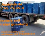 China factory sell Acetonitrile CAS 75-05-8 with enough stock ( mia@crovellbio.com