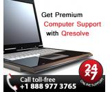 Online tech support at your fingertip with Qresolve's annual subscription plans