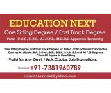 Backdated Degree with Verification in Bahrain, +91-7381960789