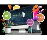 Search Web Design Service Company in Saudi Arabia