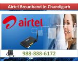 What are the advantages of Airtel Broadband In Chandigarh?