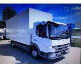 Mercedes Benz Atego 4 X 2 Box Truck Manual Gearbox ABS 2014