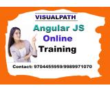 Angular JS Online Training by Professional Trainers