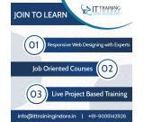 RESPONSIVE WEB DESIGN TRAINING INDORE