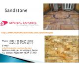 Sandstone supplier and exporter by Imperial Exports India