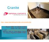 Granite Supplier and Exporter in Russia