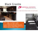Superior Quality Black and Indian Granite in India