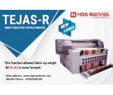 TEJAS-R DIRECT REACTIVE TEXTILE PRINTER