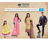 Find out the superior manufacturers and wholesalers of ready-made dresses