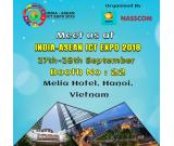 Biggest Upcoming Events In Vietnam | INDIA ASEAN ICT EXPO 2018