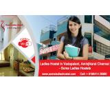Ladies Hostel in Aminjikarai, Vadapalani - Soma Ladies Hostels