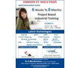 COMPUTER COURSE TRAINING IN EDISON IT SOLUTION