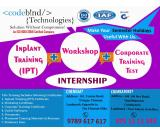inplant training in coimbatore for ece