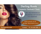 Best FUE Hair Transplant Clinic in Hyderabad | Darling Roots