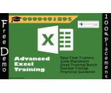 Join The Best Advanced Excel Institute in Gurgaon | SLA Consultants Gurgaon