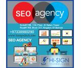 Best SEO And Branding Agency In Bahrain  By Hi-Sign Technologies