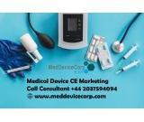 CE Marking Consultants For Medical Device