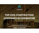 Building Contractors in Coimbatore, Civil Contractors in Coimbatore