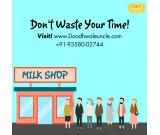 Buy Fresh Cow Milk Online at Best Price in Jaipur