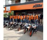 Authorized KTM Dealer in Andhra Pradesh & Telangana