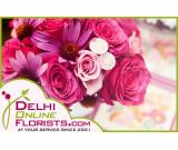 Send Flowers to Delhi Online - Free Shipping, Same Day Delivery