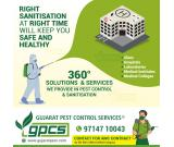 Sanitization & Disinfectant Services