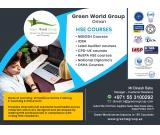 Green World's Offer on Safety Courses in Oman