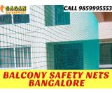 Gagan balcony safety nets | call 9859995553 in bangalore nearby services