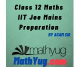 Study Material for Class 12 IIT JEE Mains