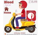 Blood Test Sample Collection at Home - Dr Jolly Diagnostics Centre