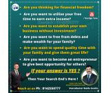 Hurry  No Boss, No Target, No Timings, unlimited income.