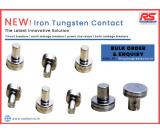 Iron Tungsten Contact Rivet Exporter,Manufacturer,Supplier in India