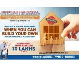 Freehold residential plots and land for sale