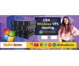 USA Windows VPS Server Plans with scalability