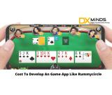 cost to develop an app like rummycircle | DxMinds