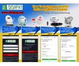recharge your dishtv online