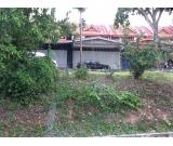 Paya rumput double storey main road shop for Sale