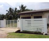 Corner single storey terrace house for sale in MELAKA !