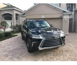 For Sale Used 2018 lexus lx 570/Used 2018 Toyota Land Cruiser Base